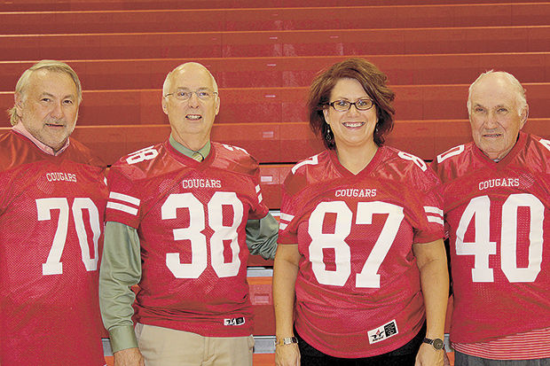 Centennial inducts four members into Hall of Fame