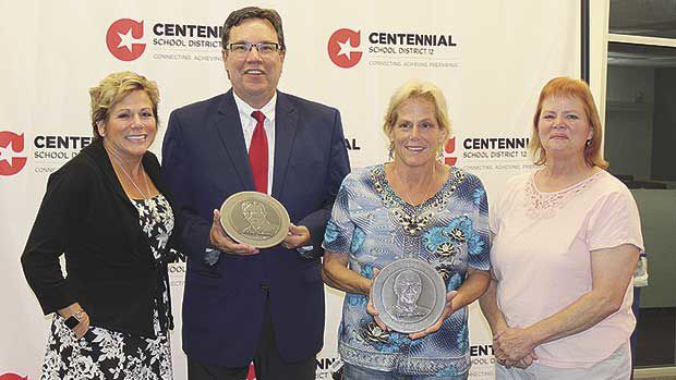 2 more inducted into Centennial Hall of Fame