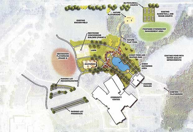 New fun coming to Shoreview Commons