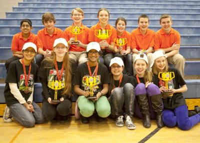 Winning robot teams