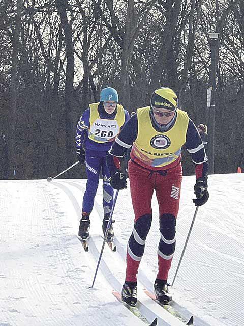 Nordic champ sets sights high
