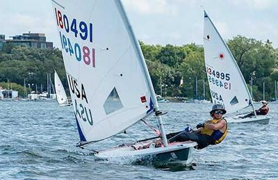 Mahtomedi sailor heads for high school nationals