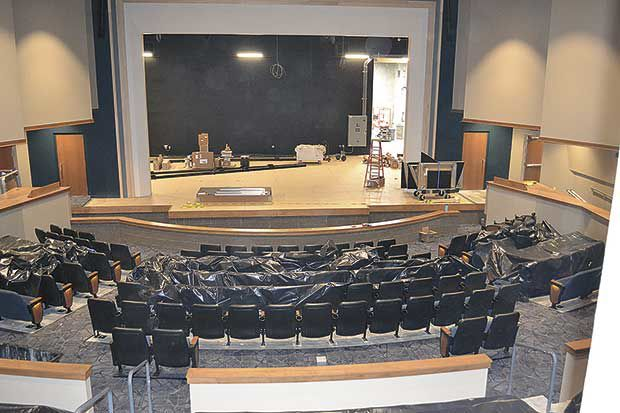 New theater issues curtain call for naming rights
