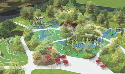 2nd phase of Shoreview Commons renovation takes shape