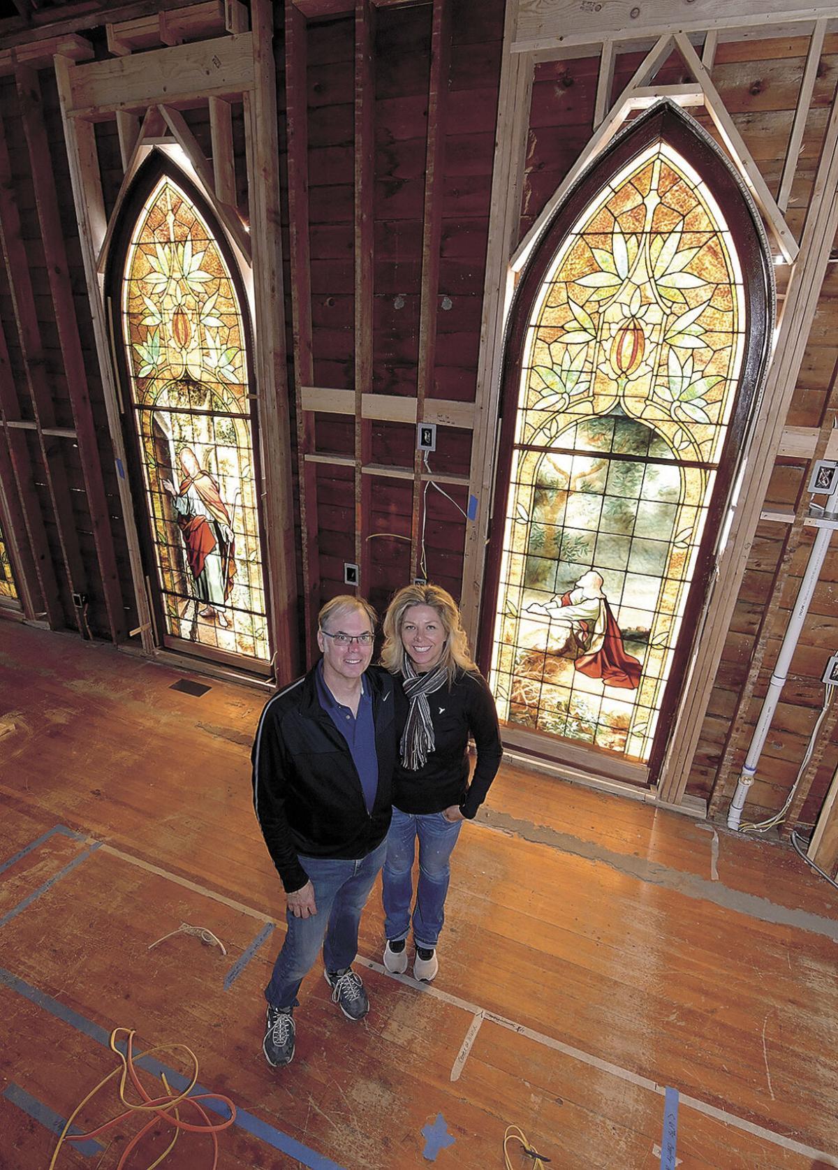 Stewart Avenue landmark preserved as dream home