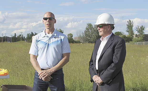 Midwest Best Water newest business to build in Centerville