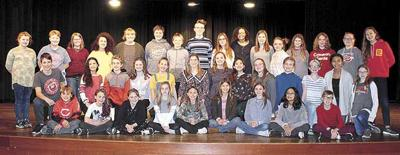Middle school puts fun, comedic spin on 'Hamlet'