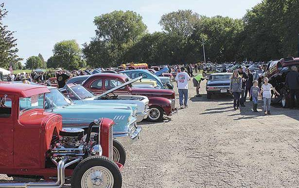 Withrow Car Show celebrates 10 years
