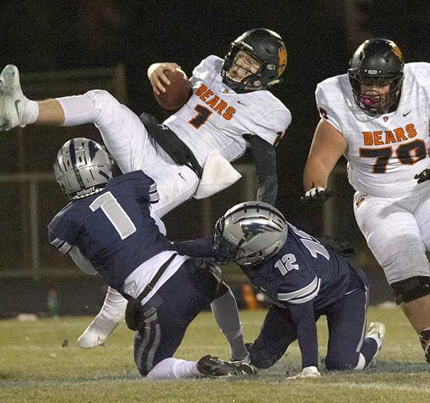 Football: Bears done after 34-8 loss to Champlin Park
