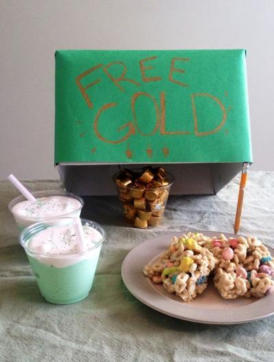 Piqued my Pinterest: Kid-friendly St. Patrick's Day