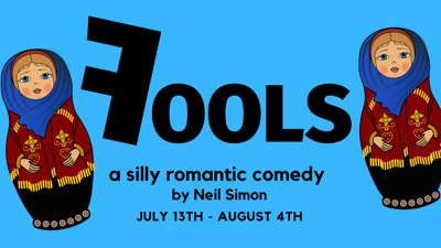 Fools promo photo