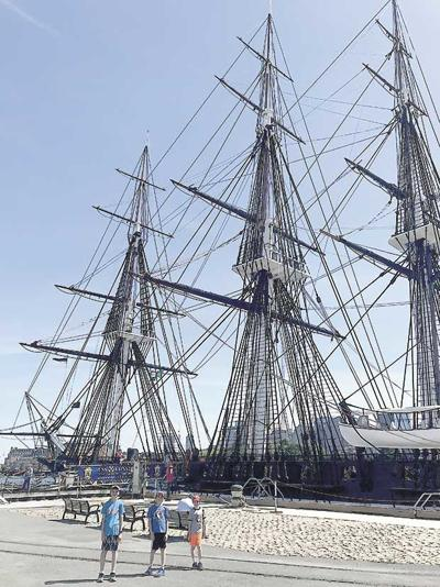 Grayson's Vacations: The Freedom Trail