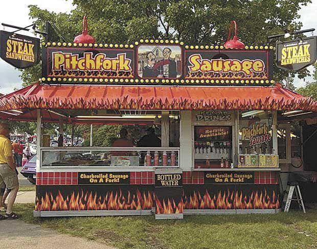 Pitchfork Sausage