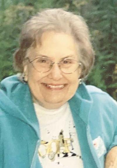 Eleanor June Fredricksen