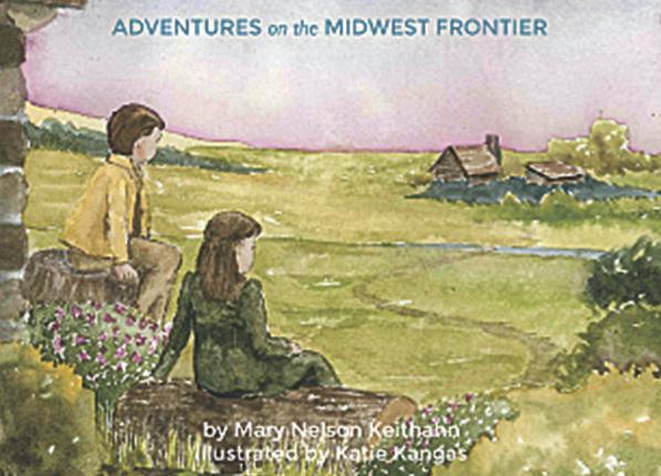 Local illustrator's book released