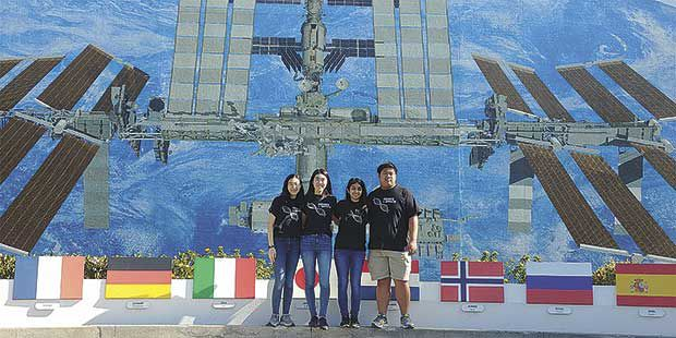 Mounds View students' study leads to first DNA edited in space