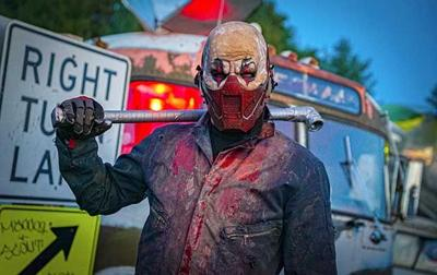The boo must go on: Dead End Hayride returns despite pandemic