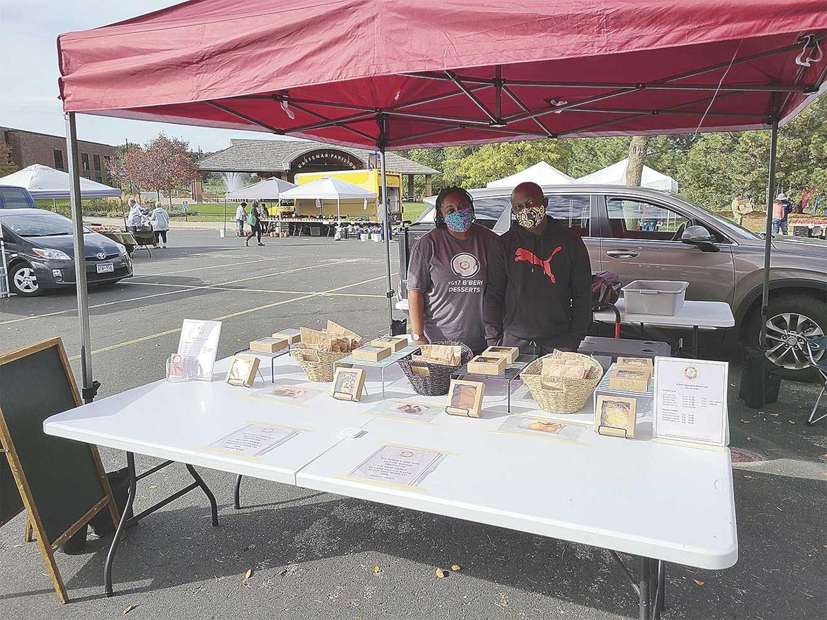 Farmers market vendors stay afloat during COVID