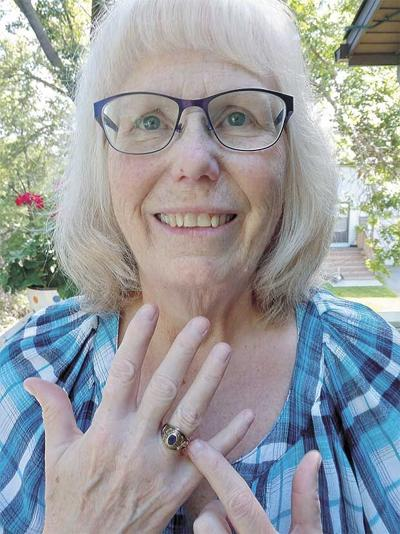 Missing 40 years, class ring back with owner