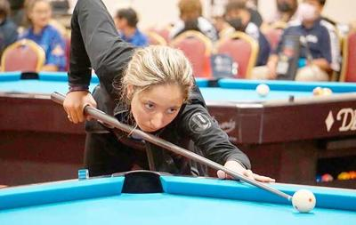 Shoreview ace, 15, snags nationals title in pool