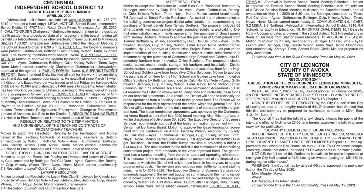 Legals Q 5-19-20