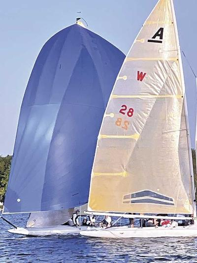 The Snitch expands White Bear's A-boat racing fleet