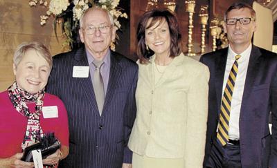 Former school, now city leaders named distinguished alumni