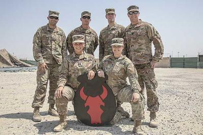 Red Bull soldiers have White Bear ties