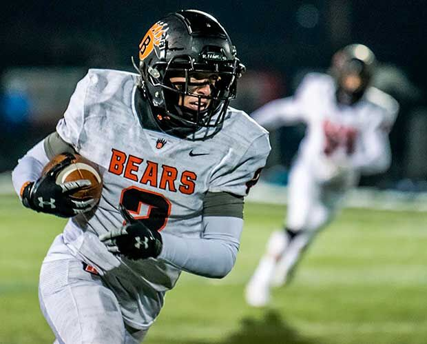 Bears clip Woodbury 27-24 in overtime; sectionals next