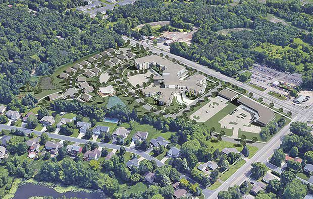 Lyngblomsten proposal moves forward to council