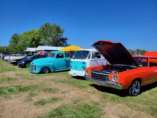 20th annual car show sees high turnout