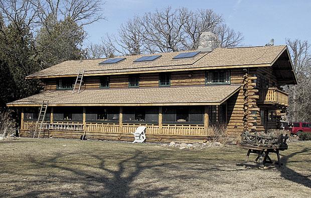 Rumors abound around rustic log cabin news presspubs rumors abound around rustic log cabin altavistaventures Gallery