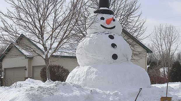 Snowman takeover