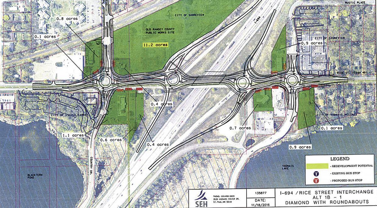 New Rice Street bridge may swallow Vadnais Inn