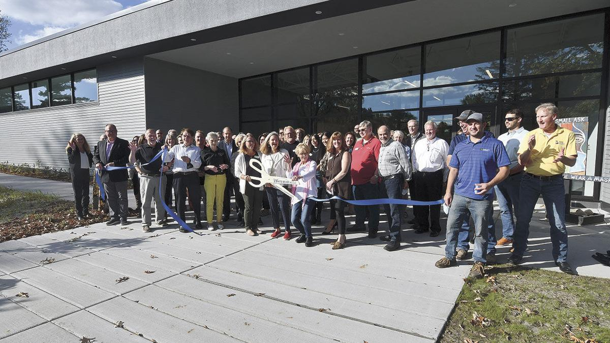 Arts center ready to reopen in expanded facility