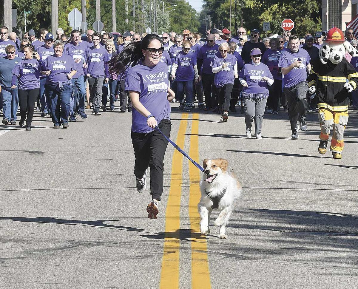 Gloria's Shortest Marathon