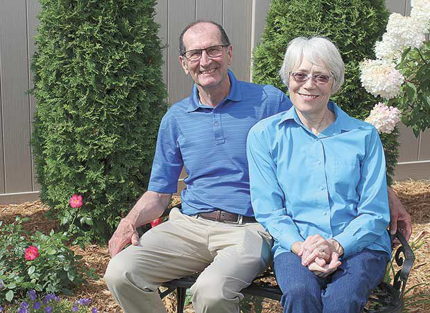 First couple to serve as Blue Heron Days Grand Marshals