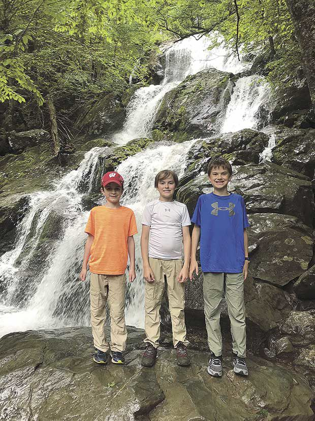 Grayson's Vacations: Shenandoah National Park