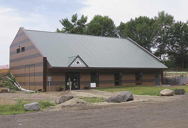 New Lake Elmo nature center