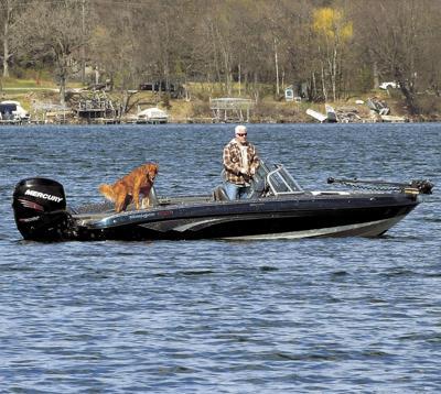 White Bear Lake boating buddies
