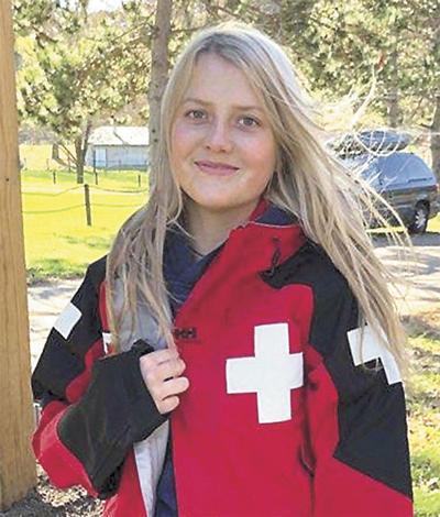 Forest Lake ski patroller assists in emergency