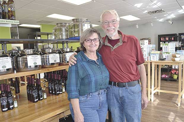 Bumps in road lead retirees back to olive oil business