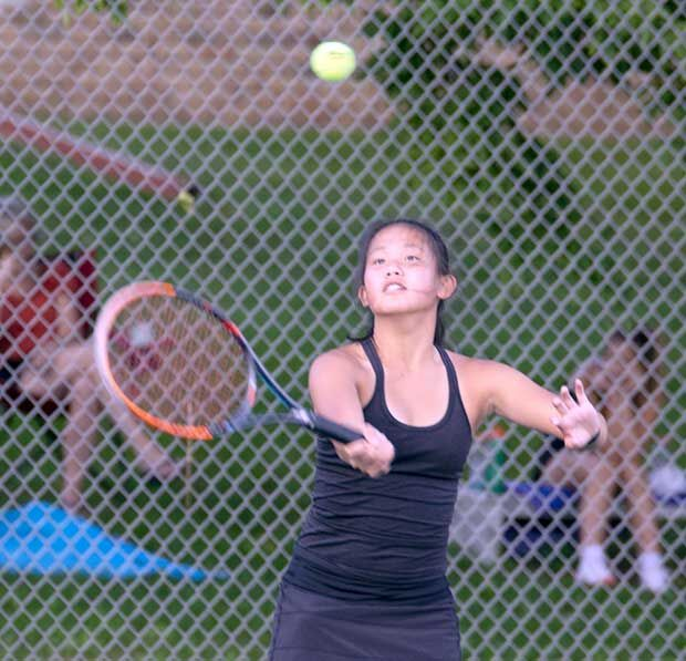 Tennis: Bears top Cretin-DH 5-2