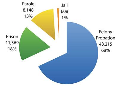 Looking at felonies from the eyes of the incarcerated