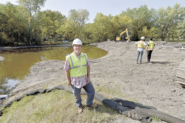 Cleaner ditch means cleaner lake: Bald Eagle benefits from $329K grant