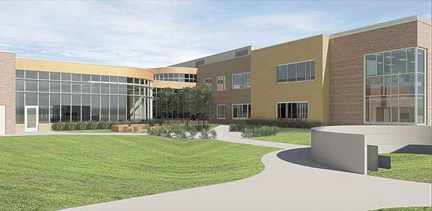 Construction of new elementary school in Hugo begins