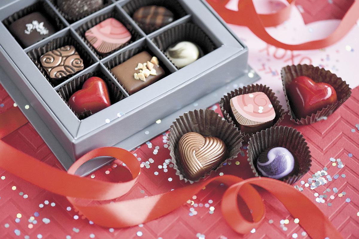 Sweet spots for Valentine's Day