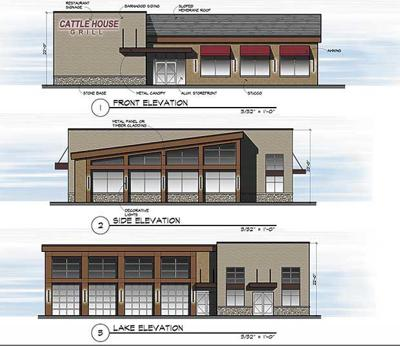 Steakhouse coming to Hugo?