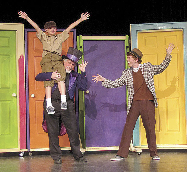Masquers presents a sweet summer treat with 'Willy Wonka'