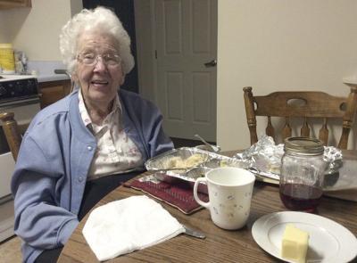 Senior recalls Altona girlhood, wartime Baltimore